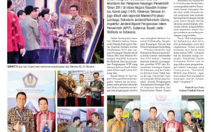 Bingkai Program Pemkab Bintan