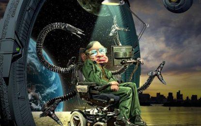Lubang Hitam Hawking