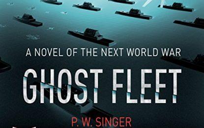 KOLOM  Novel Ghost Fleet dan Otak Reptil