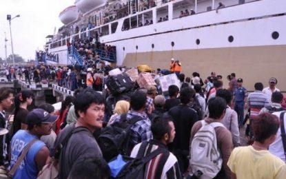 PT-Pelni dan Lintas BUMN Siapkan 7.000 Tiket Mudik Gratis Batam-Belawan