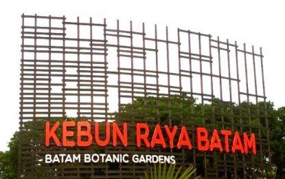 Peresmian Kebun Raya Diselaraskan dengan Hari Jadi Batam