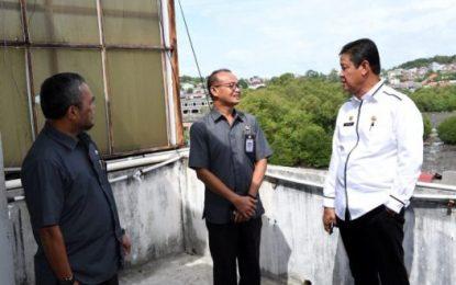 Kunjungi Kantor KPU Kepri, Wagub akan Siapkan Lahan untuk Kantor Baru