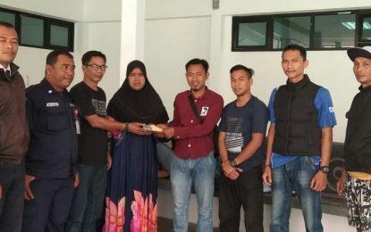 FKPS Serahkan Donasi Hasil Galang Dana untuk Maryo