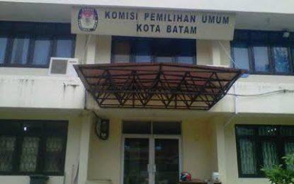 KPU Batam Tunggu LHKPN Anggota DPRD Batam Terpilih