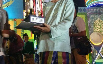 Grup Rebana Raudatunnisa Juara I STQ VIII Provinsi Kepri