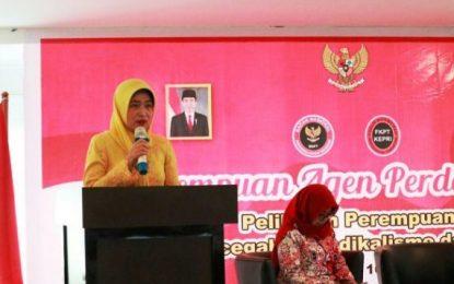 BPPPAD Kepri: Perempuan perlu Dilibatkan dalam Pencegahan Teroris
