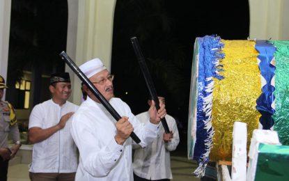 Hamid Rizal Lepas Peserta Takbir Keliling
