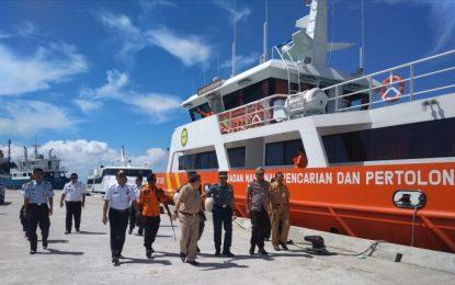 SAR Natuna Patroli Laut, Dukung Giat Sail To Natuna
