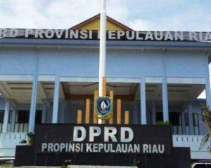 Ini Susunan Alat Kelengkapan DPRD Provinsi Kepri