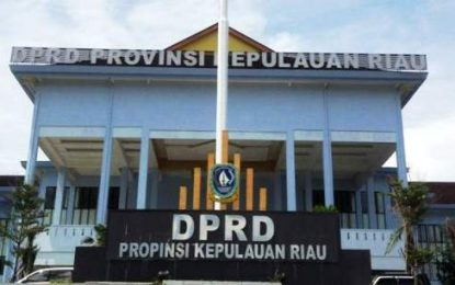 DPRD Kepri Jadwalkan Rapat Paripurna Pengesahan Anggota DPRD Kepri Terpilih pada September Mendatang