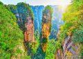 Saking Terkenalnya Karena Film, Taman Nasional Zhangjiajie Sering Dijuluki Pegunungan Avatar