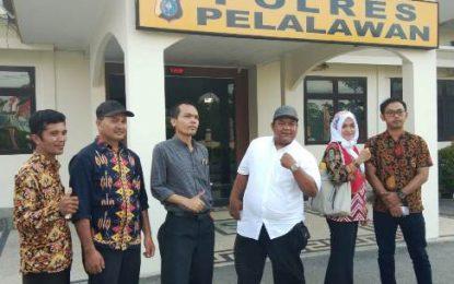 Kuasa Hukum: Penahanan Warga Tanjung Beringin oleh Polres Pelalawan Diduga Salahi Aturan