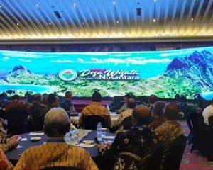 2.765 Desa Berhasil Kembangkan Sektor Pariwisata