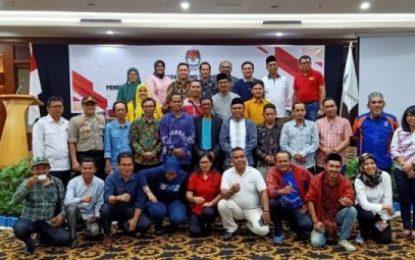 KPU Batam Tetapkan 50 Calon Terpilih Anggota DPRD Kota Batam