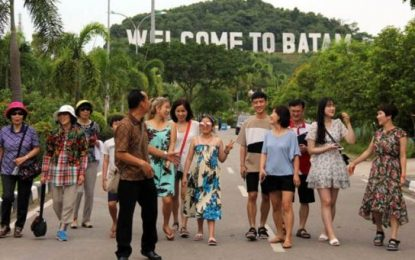 Turis Asal Singapura Masih Dominasi Wisatawan Mancanegara di Kepri