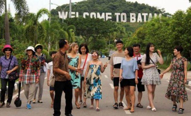 159 Ribu Wisman Kunjungi Batam selama Oktober