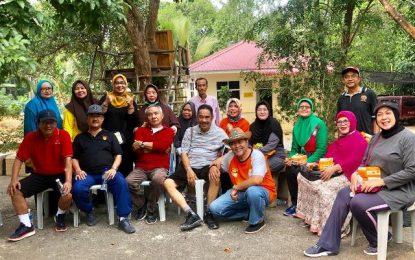 Intip Keseruan Live Musik di Taman Rusa Sekupang