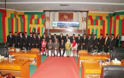 Delapan Wajah Baru Mengisi Parlemen Lingga 2019-2024