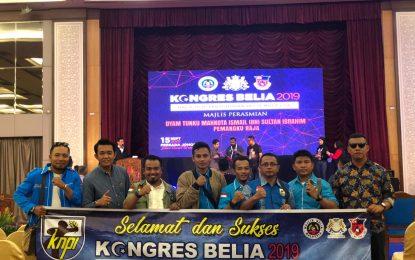 DPD KNPI Lingga Hadir pada Kongres Belia Malaysia