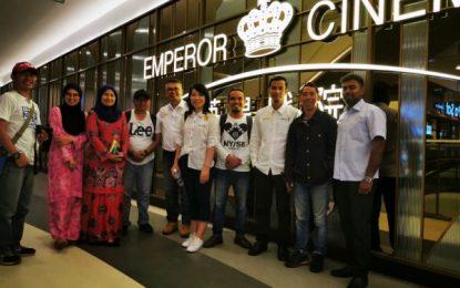 Tourism Malaysia Undang BTPB dan Media Lokal Batam Nonton di Cinemas