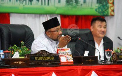DPRD Kepri Putuskan Pimpinan, Jumaga Nadeak Kembali Jabat Ketua