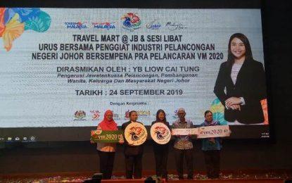Sambut VM2020, Malaysia Targetkan 30 juta Wisman