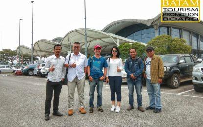 BTPB Boyong Media Batam Hadiri Soft Launch Visit Malaysia-Johorbahru 2020