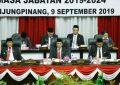 DPRD Kepri Sahkan 44 Perda Sepanjang 2014 hingga 2019