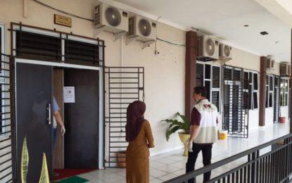 KPK Kembali Geledah Kantor Dinas Provinsi Kepri