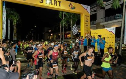 3.200 Peserta Siap Ikuti Mandiri Bintan Marathon