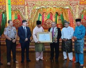 Pulau Penyengat Resmi Ditetapkan sebagai 'Pulau Perdamaian Dunia'