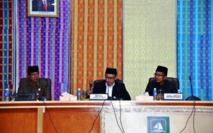 DPRD Kabupaten Bengkalis Bentuk Alat Kelengkapan Dewan Periode 2019-2024