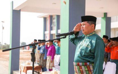 Wan Zuhendra Jadi Inspektur Upacara HUT Kepri Ke-17