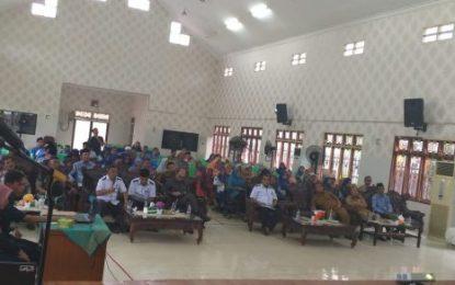 Tim EKK Tingkat Provinsi Riau Gelar Ekspose Profil Kecamatan Mandau