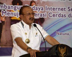 Manfaatkan Internet, Hamid Berharap Masyarakat Andil dalam Pembangunan