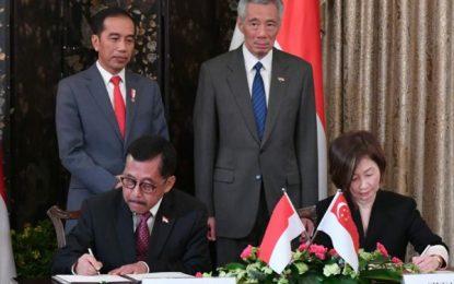 Indonesia-Singapura Sepakati Pertukaran Data Elektronik dan Kembangkan Kerjasama Kearsipan