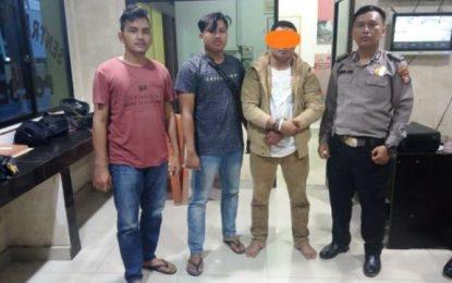 Polsek Bangko Berhasil Tangkap DPO Sabu yang Melarikan diri