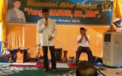 Buya Hamka Riau Harap Yung Sanusi Miliki Karir Lebih dari Anggota Dewan