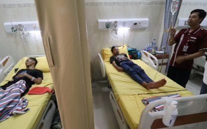 Selama Oktober, Sudah 35 Pasien Terserang DBD Dirawat di RSUD dr Pratomo
