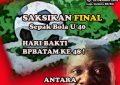 BP Batam akan Bertemu Batamindo di Final U 40 Piala BP Batam Esok