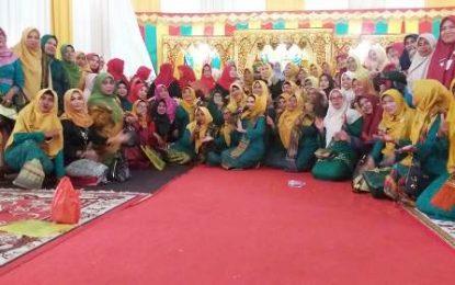Milad Ketiga, HP2M Bertekad Lestarikan Adat Istiadat Melayu Riau