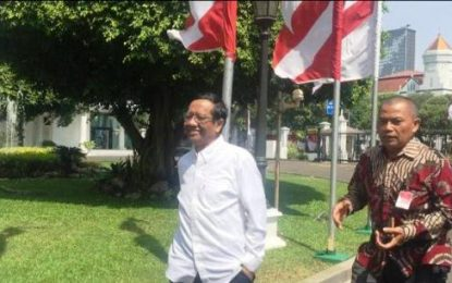 Jelang Pengumuman Menteri, Sejumlah Tokoh Datangi Istana Negara