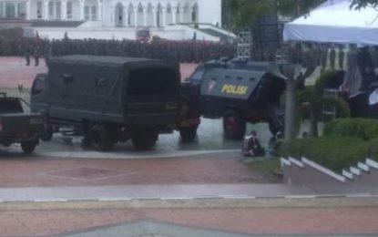 Terbuka untuk Umum, TNI-Polri akan Gelar Pameran Alutsista di Engku Putri