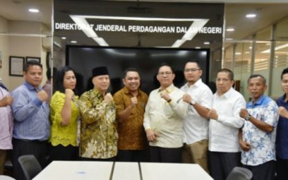 Komisi III DPRD Bengkalis Minta Masukan Ditjen PDN terkait Revitalisasi Pasar Rakyat