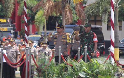 TNI-Polri dan Elemen Masyarakat Kepri Siap Amankan Pelantikan Presiden dan Wakil Presiden