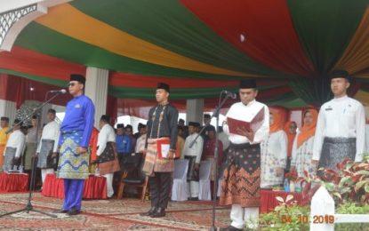Peringatan HUT ke-20 Kabupaten Rokan Hilir Berlangsung Meriah