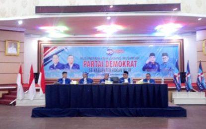 Konsolidasi Jelang Pilkada, Partai Demokrat Gelar Musancab