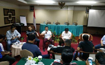 PWI Kepri Gelar Konsolidasi, Fokus Usung Candra Ibrahim