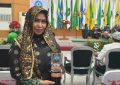 Raih Penghargaan Swasti Saba Padapa, Hj. Heryulita Alias Wello: Piala ini Merupakan Kado Terindah di HUT ke-16 Kabupaten Lingga