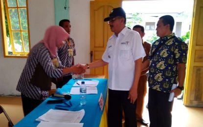 Hamid dan Ngesti Blusukan, Tinjau Pilkades